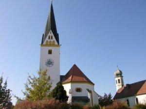Aiterhofen - Kirschblütenbaum