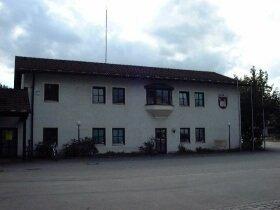 Das Straßkirchner Rathaus