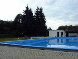Das Freibad Schambach