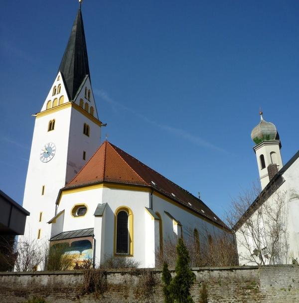 Pfarrkirche Straßkirchen